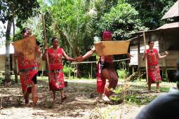 Tari Lesong Mualang resmi jadi Warisan Budaya Tak Benda Indonesia