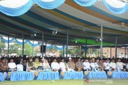Ribuan jamaah hadiri pengajian akbar bersama Bupati Deliserdang