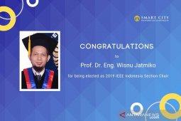 Guru Besar UI terpilih menjadi Ketua IEEE Indonesia