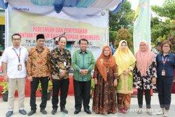 Angkasa Pura II bantu pembangunan gedung sekolah di Deliserdang