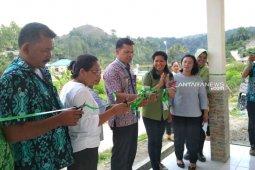 TPL bangun kantor kepala desa Siruar Tobasamosir