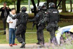 Terdakwa penembak masjid di Selandia Baru mengaku bersalah