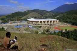 Sabar, demi perayaan pesta olahraga PON Papua tahun depan