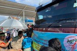 Indonesia ekspor 1.417 ton komoditas pertanian melalui PLBN Badau