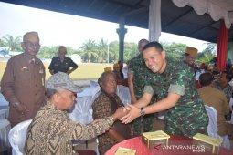 Kodim 0204/DS tingkatkan silaturahmi dengan keluarga besar TNI