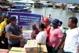 Freeport dan LPMAK distribusikan bantuan untuk korban banjir Jayapura