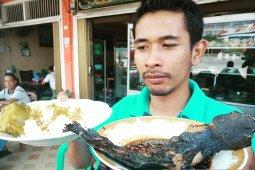 Kuliner ikan lele khas Nagan Raya yang menggoda selera
