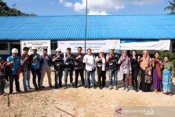 Kembali PLN 'merdekakan' dusun di Kabupaten Tobasa