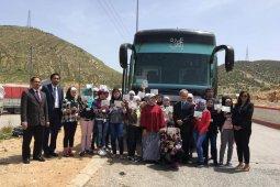18 TKI dipulangkan dari Suriah