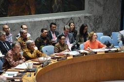 Indonesia remains resolute to intensifying role of female peacekeepers