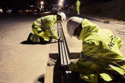 Ada jalan canggih di Swedia, bisa isi daya kendaraan listrik