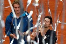 Para bintang tenis dunia bakal berlaga di turnamen virtual Madrid Open