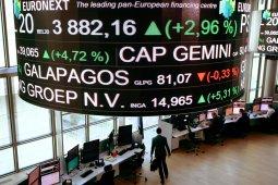 Saham Prancis bangkit, Indeks CAC 40 menguat 0,73 persen