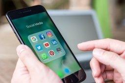 Pemerintah batasi sementara akses  media sosial