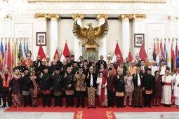 Menakar kabinet jilid II Jokowi