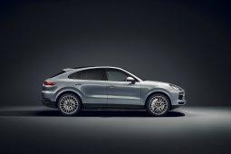 Porsche hadirkan varian Cayenne S Coupe baru, harganya Rp1,6 miliar