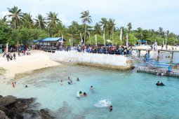 Pariwisata di kepulauan Natuna akan berkonsep seperti Guam, Hawaii