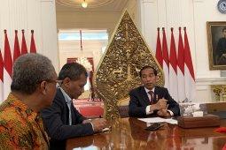 Wawancara Khusus LKBN ANTARA dengan Presiden Jokowi pasca-Pemilu (video)