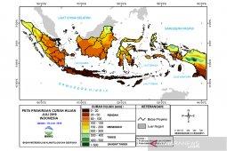 Jakarta tidak hujan tapi waspada banjir kiriman