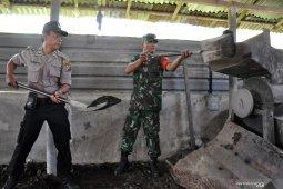 Yuk lihat, sinergisitas TNI dan Polri beri penyuluhan pertanian organik