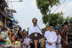 Asa Jokowi menggenjot modernisasi  pertanian