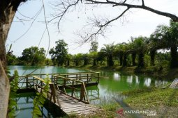 Reklamasi Air Nyatoh disulap jadi destinasi wisata baru