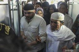 Pedangdut Ridho Rhoma bebas, usai jalani hukuman 8 bulan