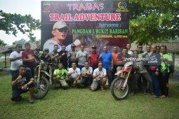 Pangdam I Bukit Barisan memimpin kegiatan Trabas Adventure di wilayah Kodim 0204/DS