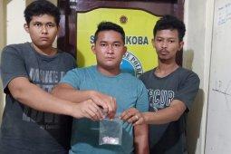 Polisi ringkus tiga pemilik narkotika