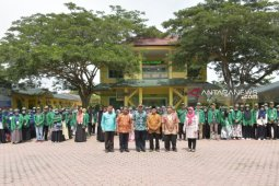 560 mahasiswa UIN Sumut KKN di Serdang Bedagai
