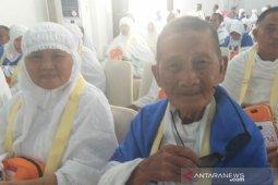 Calon haji tertua Deli Serdang merupakan anggota Veteran
