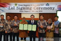 Korea Selatan lirik potensi pariwisata Bogor