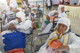Empat calon haji Batu Bara ditunda ke Mekkah karena sakit