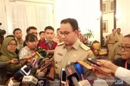 Anies Baswedan soal turunnya polusi Jakarta