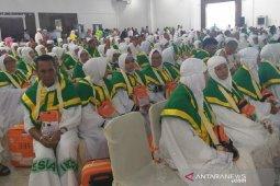 Tiga calhaj asal Medan ditunda ke Mekkah karena sakit