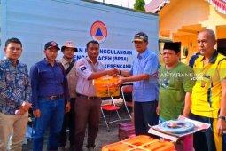 BPBA serahkan bantuan untuk ratusan korban kebakaran Aceh Singkil