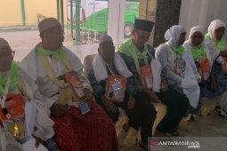 Lima calon haji kloter 20 ditunda ke Mekkah karena sakit