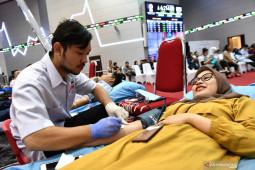 Legislator imbau masyarakat berdonor darah