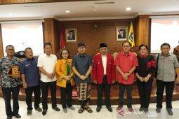 Bupati Boalemo kunjungi Pemkab Badung-Bali