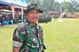 Lettu Syaiful dibalik tentara cilik Hutaraja Lamo Sosa