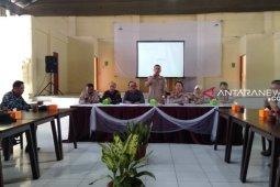 KPU Gunungsitoli evaluasi fasilitas kampanye tahun 2019