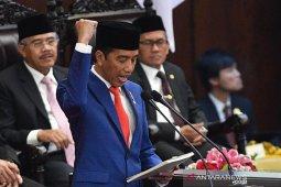 Jokowi applauds House's leadership at global forum