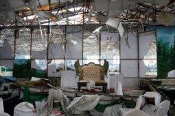 Enam orang tewas oleh mortir hantam upacara pernikahan di Afghanistan