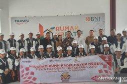 Peserta SMN Bali kunjungi Rumah Kreatif BUMN BNI Pontianak