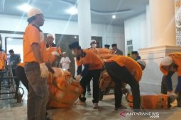 Tujuh jamaah haji bergabung ke Kloter 4 Debarkasi Medan