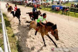 Upaya dataran tinggi di Aceh gaet wisatawan lewat pacuan  kuda