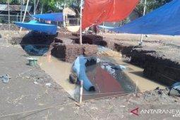 UI-Unja dan BPCB  Jambi ekskavasi situs perahu kuno di Tanjabtim