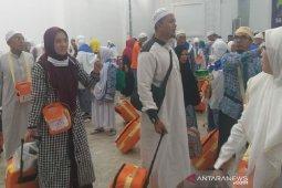 Seorang haji asal Deli Serdang ditunda pulang ke tanah air