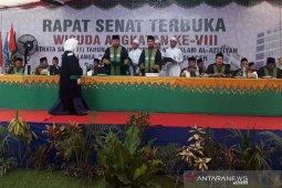 IAI Al-Aziziyah Samalanga wisuda 670 lulusan