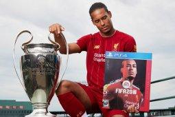 Virgil van Dijk bertekad ingin diingat  sebagai legenda Liverpool